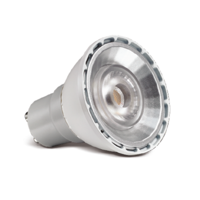 Lited - GU10 7W COB dimmable 3000K 410lm - dans la limite des stocks disponibles