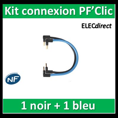 Schneider - Kit de connexion pour PF'Clic - 14906