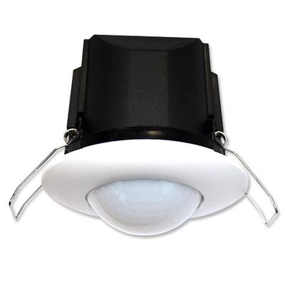 B.E.G - Détecteur de mouvement avec zone de détection circulaire - Plafond - Blanc - encastré - 92196