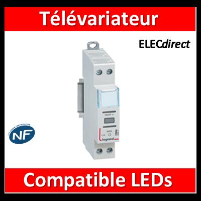 LEGRAND - Variateur modulaire LEDs - 002671