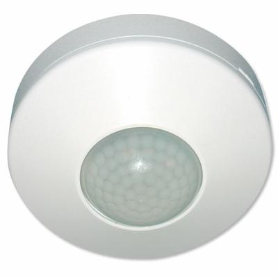 B.E.G - Détecteur de mouvement avec zone de détection circulaire - Plafond - Blanc - saillie - 92194