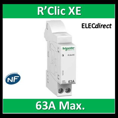 Schneider - Connecteur R'clic - XE - 16720