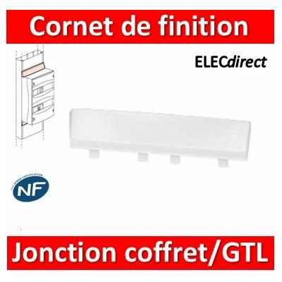Legrand - Cornet de finition - jonction coffret Drivia 13M/GTL  - 030094