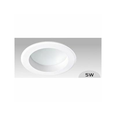 Aric - Spot LED 5W - 410lm 4000K - IP44 - 90° - Diffuseur opale - 50332