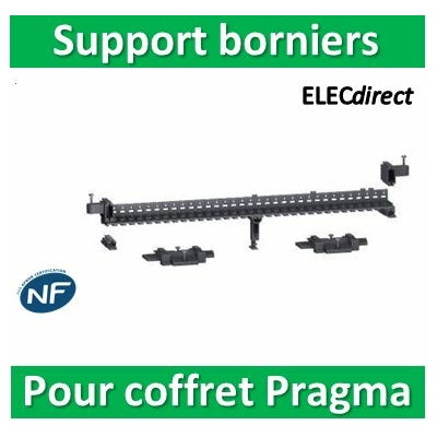 Schneider -  Pragma support borniers - 24M - 34 blocs - PRA90051
