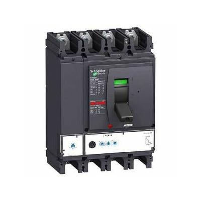 NSX400N - MICROLOGIC 2.3 400A 4P4D DISJONCTEUR COMPACT - SCHLV432694
