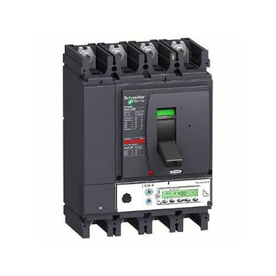NSX400N - MICROLOGIC 5.3 A 400A 4P4D DISJONCTEUR COMPACT - SCHLV432700