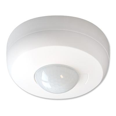 B.E.G - Détecteur de mouvement avec zone de détection circulaire - Plafond - Blanc - Saillie - 92190