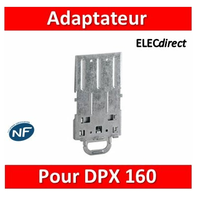 Legrand - Adaptateur pour DPX³ 160 - 421071