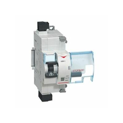 Legrand - Réenclencheur automatique STOP/GO DX³ - 230V~ - 2 mod - standard - 406288