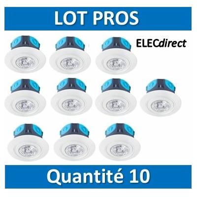 Aric - Spot LED 6W - 390lm - 3000K - IP65 BBC - 50260x10