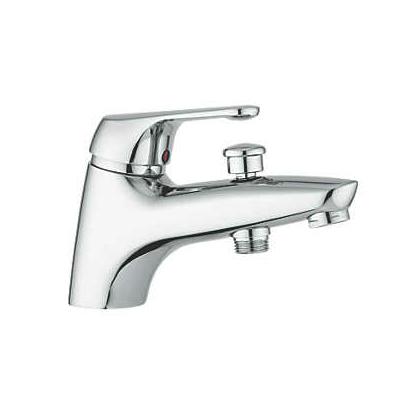 Mitigeur bain douche monotrou Actu MB Expert - Chromé