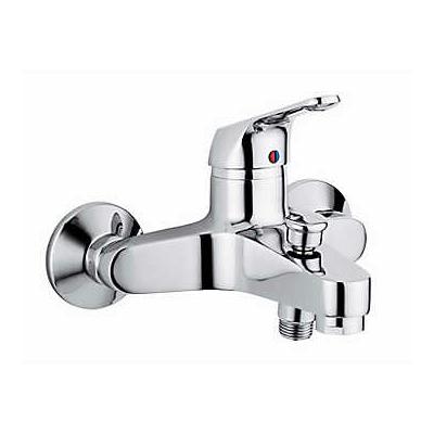 Mitigeur bain douche mural Actu MB Expert - Chromé - Entraxe 150
