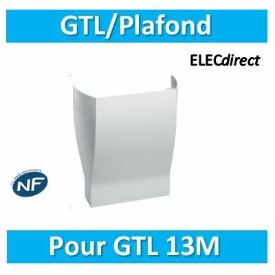 Hager - Jonction plafond/sol pour GTL Gamma+ 13 - JZ132