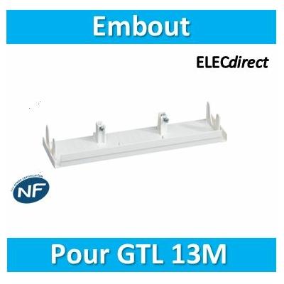 Hager - Embout pour GTL Gamma+ 13 - JZ131