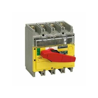 Schneider - interrupteursectionneur à coupure visible Interpact INV630 3P 630 A - SCH31194