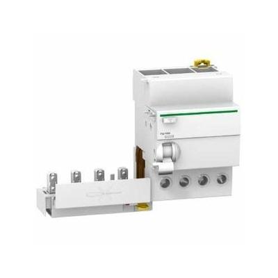Schneider - Acti9, Vigi iC60, bloc différentiel 4P 40A 30mA type A Si 230-240/400-415V - A9Q31440