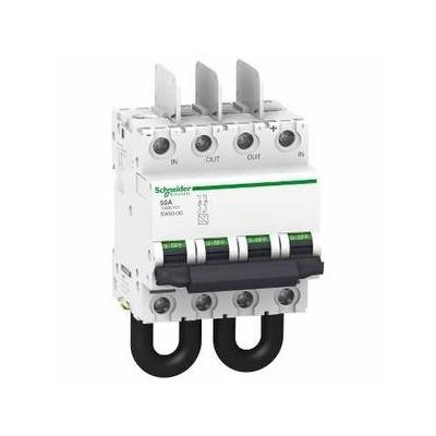 Schneider - Interrupteur sectionneur photovoltaïque SW60-DC 1000 VDC 50 A 2P - A9N61699