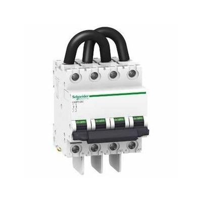 Schneider - Disjoncteur photovoltaïque C60PV-DC 800VDC 10A 2P - A9N61650