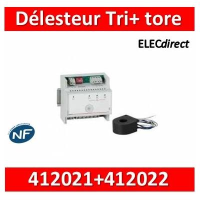 Legrand - Tore supplémentaire pour délesteur - 412021+412022