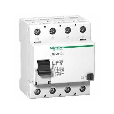 Schneider - Interrupteur différentiel ID 4P 25A 30MA type B - 16750