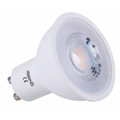 Vision EL - Lampe LED 7W - Dimmable  - 4000K - 580 lumens - GU10 230V - 78192