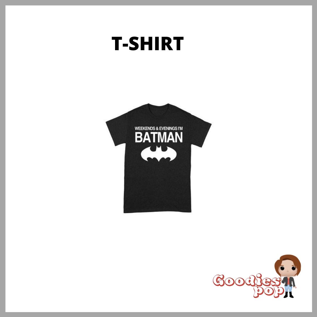 t-shirt-weekends-batman-goodiespop