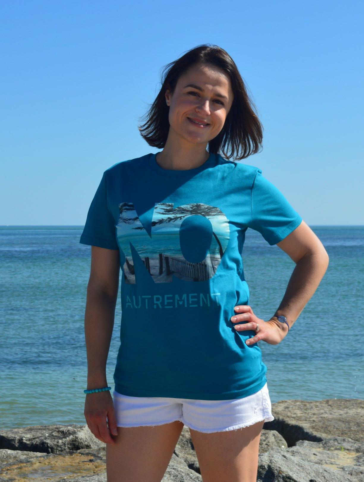 T-shirt L'Océan - NO Autrement