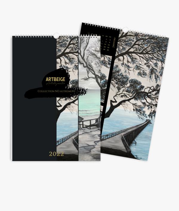 Calendrier 2022 édition ART - NO autrement