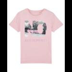 Le candy pink, cabines des Dames