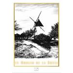 le moulin de la bosse, Affiche 40x60
