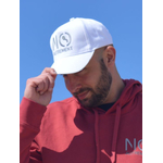casquettes blanches karl