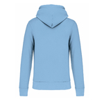 Le hoodie 280 sky blue de NO autrement dos