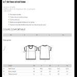 T-shirt loose femme Fiche Produit