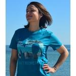 T shirt ART Locéan XS porté par Céline (2)
