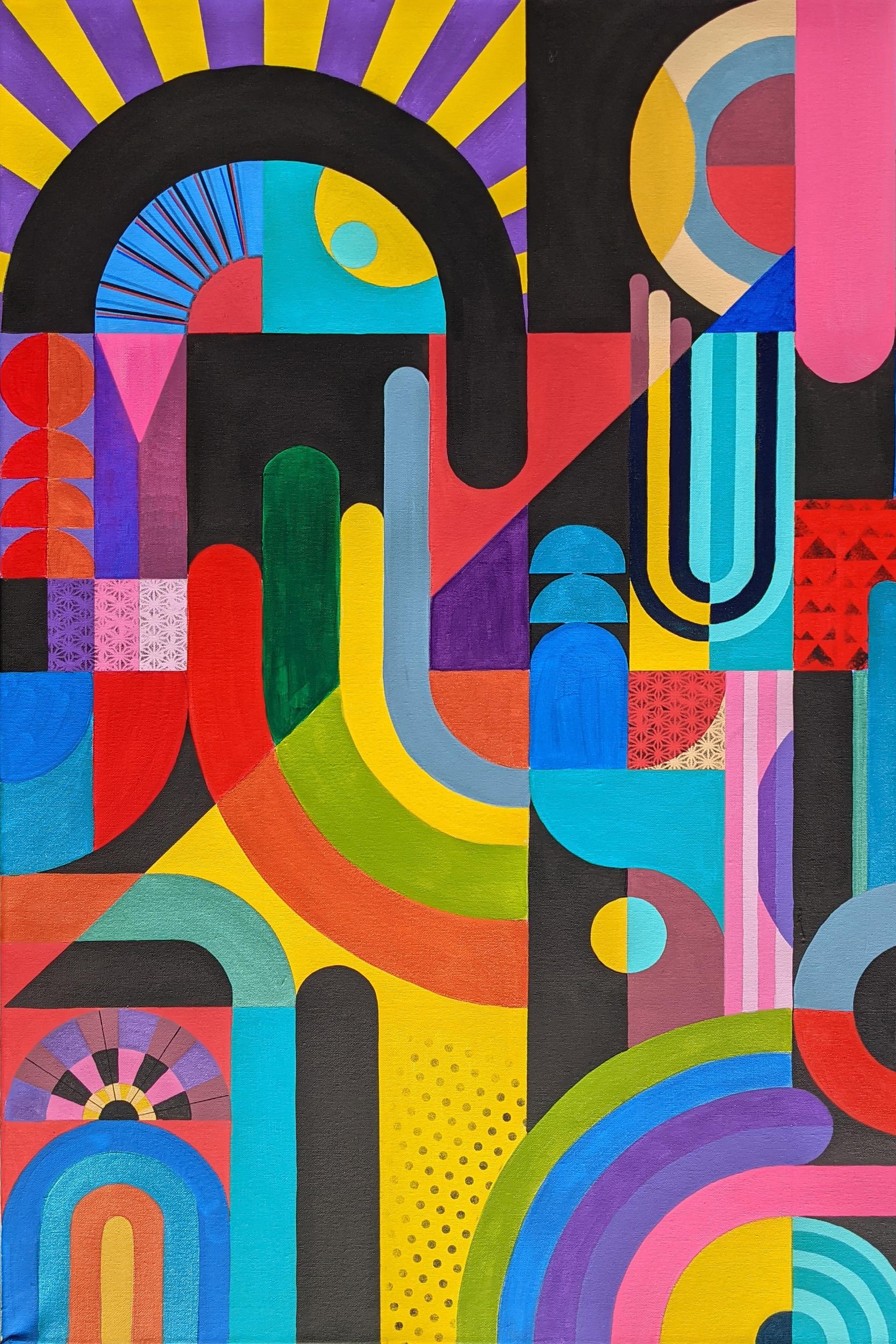 Polygolo - poster 40x60cm
