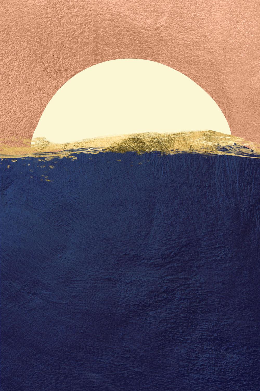 Soleil marin