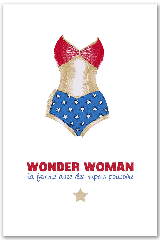 WonderWoman_40x60cm
