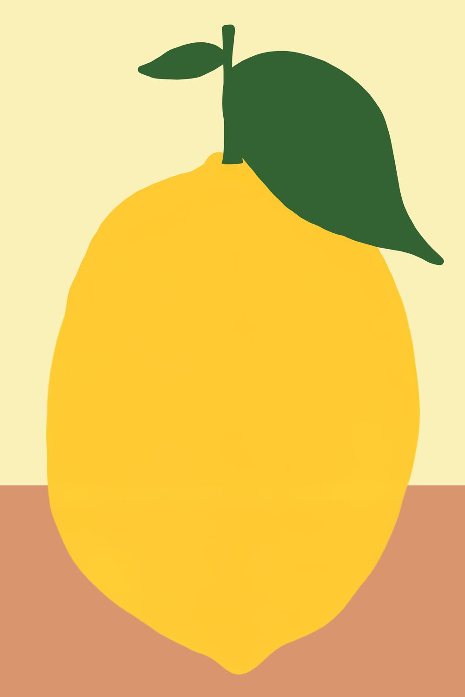 Un gros citron