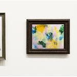tableau-peinture-tendance-artiste_coloré_Abstrait_Printemps_40x60cm