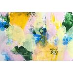 Poster-Decoration-Art-Mural_Coloré_Abstrait_Printemps_40x60cm