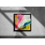 Poster-Decoration-Art-Mural_Coloré_AbstraitCarré_40x40cm