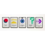 Poster-Decoration-Art-Mural_Message_Citation_Picasso_cadre