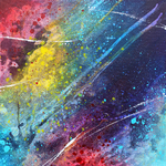 tableau-peinture-tendance-artiste_Popopopop_quadriptyque