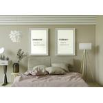 Poster-Decoration-Art-Mural_Message_Evidence_définition-dictionnaire_cadre