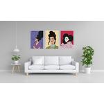 Poster-Decoration-Art-Mural_Dessin_Illustration_Portrait_Motifs_Femme-Mademoiselle_cadre3