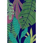 Poster-Decoration-Art-Mural_MotifsTendanceTropical_Jungle_40x60cm