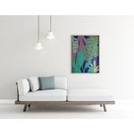 Poster-Decoration-Art-Mural_MotifsTendanceTropical_Jungle_cadre2