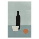 Poster-Decoration-Art-Mural_Contemporain_Minimaliste_formesetcouleurs_cuisine_SurLaTable_40x60