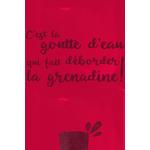 Poster-Decoration-Art-Mural_Message_Grenadine_40x60